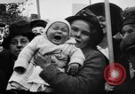 Image of Londoners protesting high food prices and milk shortage London England United Kingdom, 1916, second 20 stock footage video 65675042462