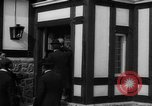 Image of Dignified gathering of ladies and gentlemen Wales United Kingdom, 1916, second 2 stock footage video 65675042467