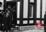 Image of Dignified gathering of ladies and gentlemen Wales United Kingdom, 1916, second 19 stock footage video 65675042467