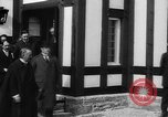 Image of Dignified gathering of ladies and gentlemen Wales United Kingdom, 1916, second 20 stock footage video 65675042467