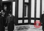 Image of Dignified gathering of ladies and gentlemen Wales United Kingdom, 1916, second 21 stock footage video 65675042467