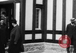 Image of Dignified gathering of ladies and gentlemen Wales United Kingdom, 1916, second 22 stock footage video 65675042467