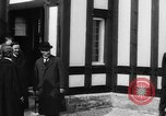 Image of Dignified gathering of ladies and gentlemen Wales United Kingdom, 1916, second 23 stock footage video 65675042467