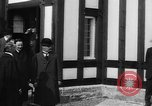 Image of Dignified gathering of ladies and gentlemen Wales United Kingdom, 1916, second 24 stock footage video 65675042467