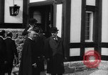 Image of Dignified gathering of ladies and gentlemen Wales United Kingdom, 1916, second 27 stock footage video 65675042467