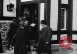 Image of Dignified gathering of ladies and gentlemen Wales United Kingdom, 1916, second 28 stock footage video 65675042467