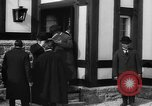 Image of Dignified gathering of ladies and gentlemen Wales United Kingdom, 1916, second 31 stock footage video 65675042467