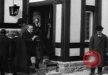 Image of Dignified gathering of ladies and gentlemen Wales United Kingdom, 1916, second 32 stock footage video 65675042467