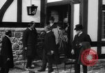 Image of Dignified gathering of ladies and gentlemen Wales United Kingdom, 1916, second 34 stock footage video 65675042467