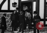 Image of Dignified gathering of ladies and gentlemen Wales United Kingdom, 1916, second 35 stock footage video 65675042467