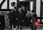 Image of Dignified gathering of ladies and gentlemen Wales United Kingdom, 1916, second 36 stock footage video 65675042467