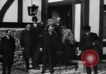 Image of Dignified gathering of ladies and gentlemen Wales United Kingdom, 1916, second 37 stock footage video 65675042467