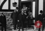 Image of Dignified gathering of ladies and gentlemen Wales United Kingdom, 1916, second 38 stock footage video 65675042467