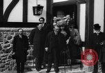 Image of Dignified gathering of ladies and gentlemen Wales United Kingdom, 1916, second 41 stock footage video 65675042467