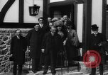 Image of Dignified gathering of ladies and gentlemen Wales United Kingdom, 1916, second 42 stock footage video 65675042467