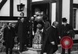 Image of Dignified gathering of ladies and gentlemen Wales United Kingdom, 1916, second 44 stock footage video 65675042467