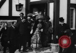 Image of Dignified gathering of ladies and gentlemen Wales United Kingdom, 1916, second 45 stock footage video 65675042467