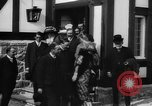 Image of Dignified gathering of ladies and gentlemen Wales United Kingdom, 1916, second 46 stock footage video 65675042467