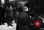 Image of Treaty of Versailles Paris France, 1919, second 15 stock footage video 65675042470