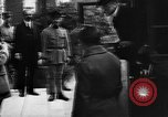 Image of Treaty of Versailles Paris France, 1919, second 16 stock footage video 65675042470