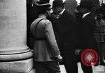 Image of Treaty of Versailles Paris France, 1919, second 21 stock footage video 65675042470