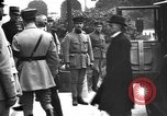 Image of Treaty of Versailles Paris France, 1919, second 28 stock footage video 65675042470