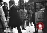 Image of Treaty of Versailles Paris France, 1919, second 29 stock footage video 65675042470