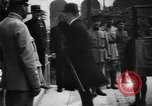 Image of Treaty of Versailles Paris France, 1919, second 31 stock footage video 65675042470