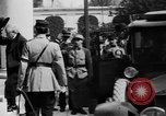 Image of Treaty of Versailles Paris France, 1919, second 50 stock footage video 65675042470