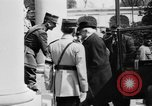 Image of Treaty of Versailles Paris France, 1919, second 56 stock footage video 65675042470