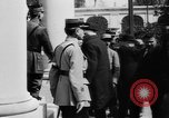 Image of Treaty of Versailles Paris France, 1919, second 57 stock footage video 65675042470
