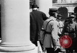 Image of Treaty of Versailles Paris France, 1919, second 59 stock footage video 65675042470