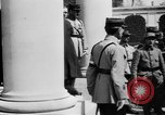 Image of Treaty of Versailles Paris France, 1919, second 60 stock footage video 65675042470