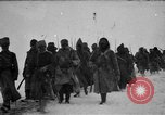 Image of White Russian soldiers in snow in Russian Civil War Russia, 1918, second 1 stock footage video 65675042472
