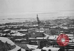Image of White Russian soldiers in snow in Russian Civil War Russia, 1918, second 24 stock footage video 65675042472