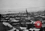 Image of White Russian soldiers in snow in Russian Civil War Russia, 1918, second 25 stock footage video 65675042472