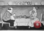 Image of save food United States USA, 1918, second 40 stock footage video 65675042473