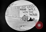 Image of save food United States USA, 1918, second 60 stock footage video 65675042473