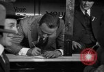 Image of Douglas Fairbanks and Mary Pickford selling WWI bonds Washington DC USA, 1918, second 59 stock footage video 65675042481