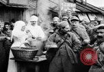 Image of French soldiers France, 1918, second 13 stock footage video 65675042485