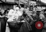 Image of French soldiers France, 1918, second 14 stock footage video 65675042485