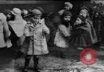 Image of French children in World War I France, 1918, second 6 stock footage video 65675042486