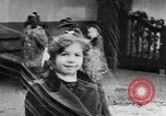 Image of French children in World War I France, 1918, second 13 stock footage video 65675042486