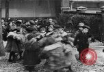 Image of French children in World War I France, 1918, second 14 stock footage video 65675042486