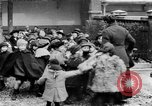 Image of French children in World War I France, 1918, second 24 stock footage video 65675042486