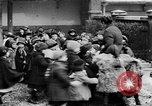 Image of French children in World War I France, 1918, second 25 stock footage video 65675042486