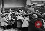 Image of French children in World War I France, 1918, second 29 stock footage video 65675042486