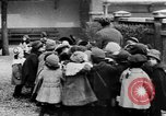 Image of French children in World War I France, 1918, second 31 stock footage video 65675042486