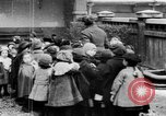 Image of French children in World War I France, 1918, second 32 stock footage video 65675042486