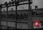 Image of Woodrow Wilson traveling to Paris Peace Conference Hoboken New Jersey USA, 1918, second 10 stock footage video 65675042490